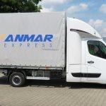 ANMAREXPRESS - Firma transportowa Warszawa, Łomianki, transport i spedycja